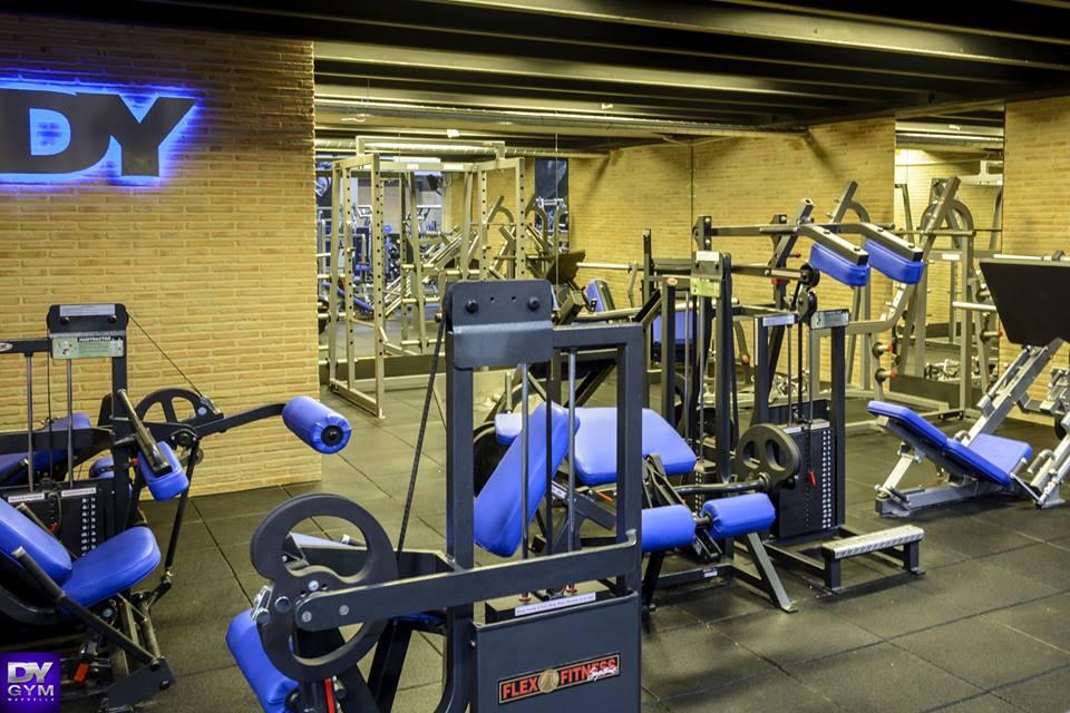 DY Gym Marbella