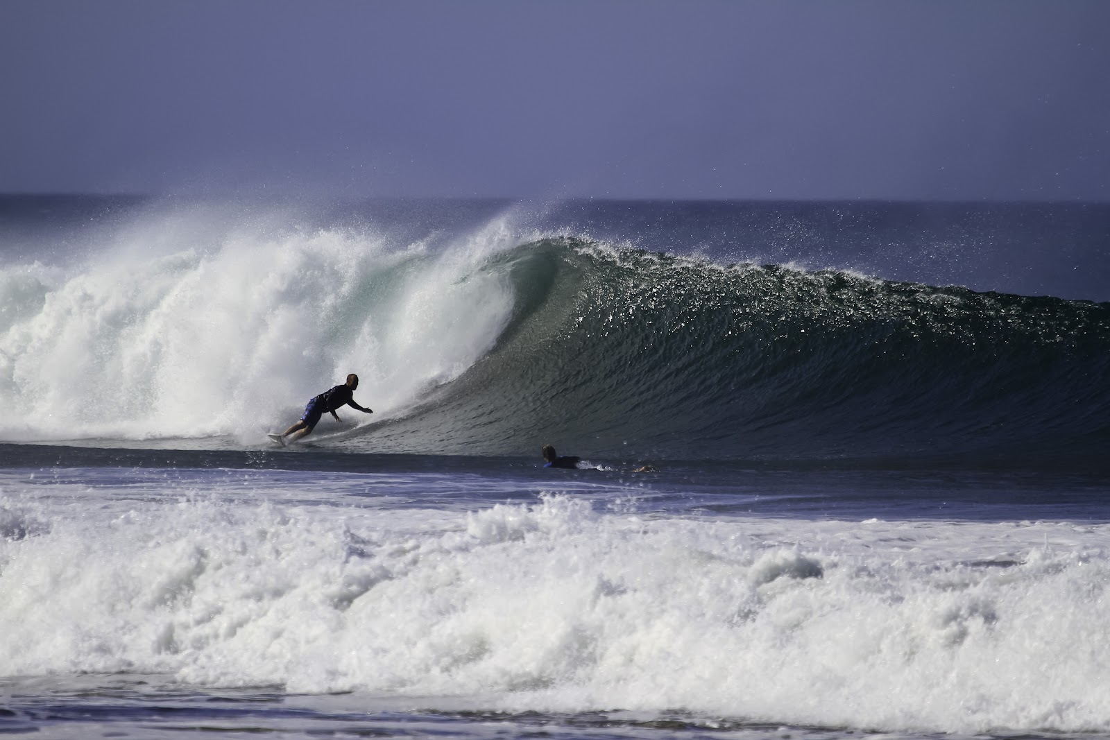 Surfing in Marbella