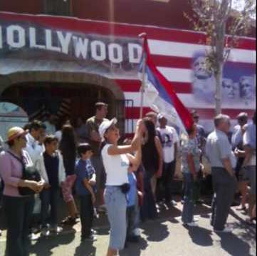 USA - Hollywood