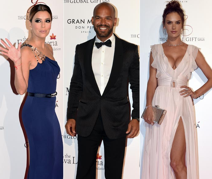 celebrities in Marbella, rich and famous