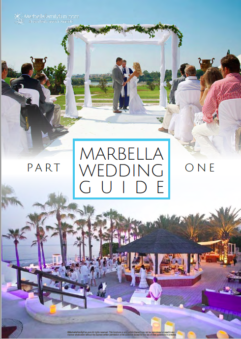 The Marbella Wedding Guide