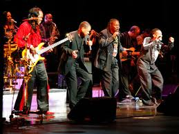 2011 Earth Wind & Fire Marbella concert