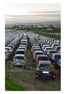 Парковка в Аэропорту Коста-дель-Соль