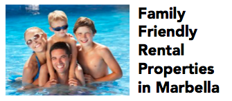 Family Friendly Rentals in Marbella