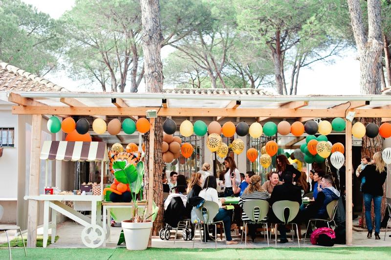 Funky Forest is a unique Marbella destination