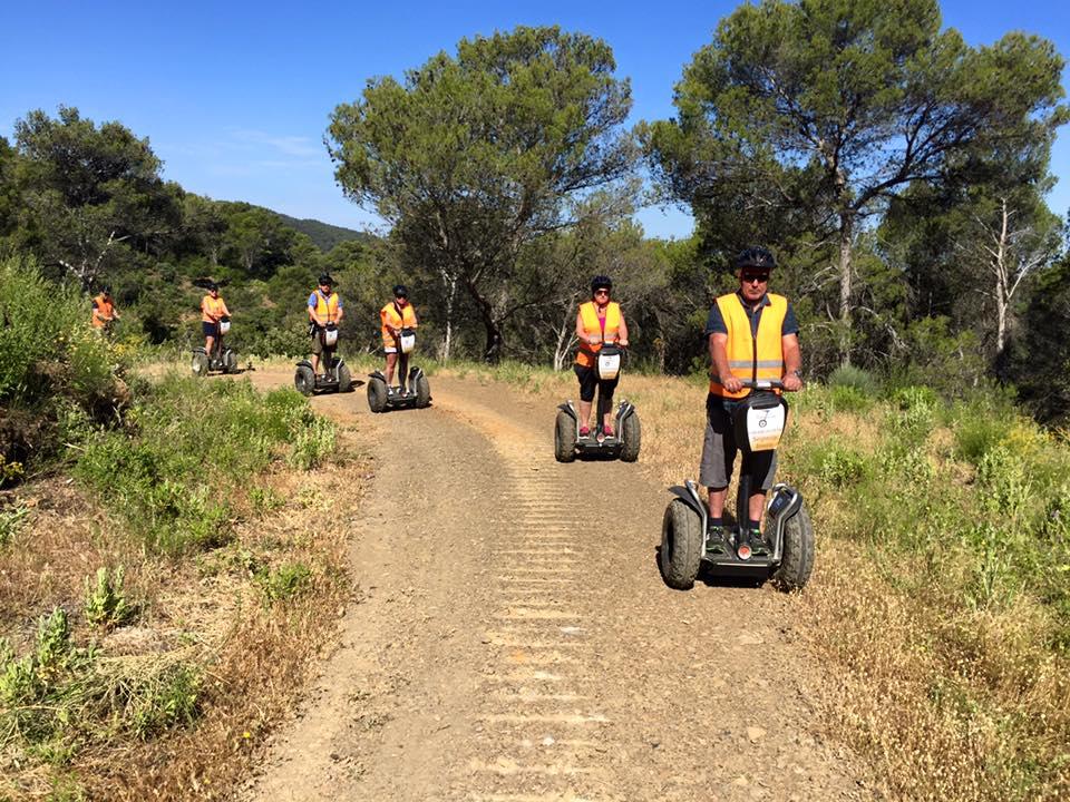 Segway Malaga Tours Outdoor!