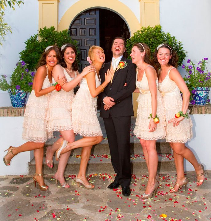 sol wedding marbella
