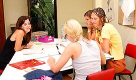 Marbella Spanish lessons in classes