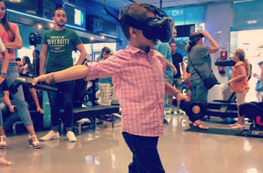 Virtual Reality Entertainment Marbella Family Activities