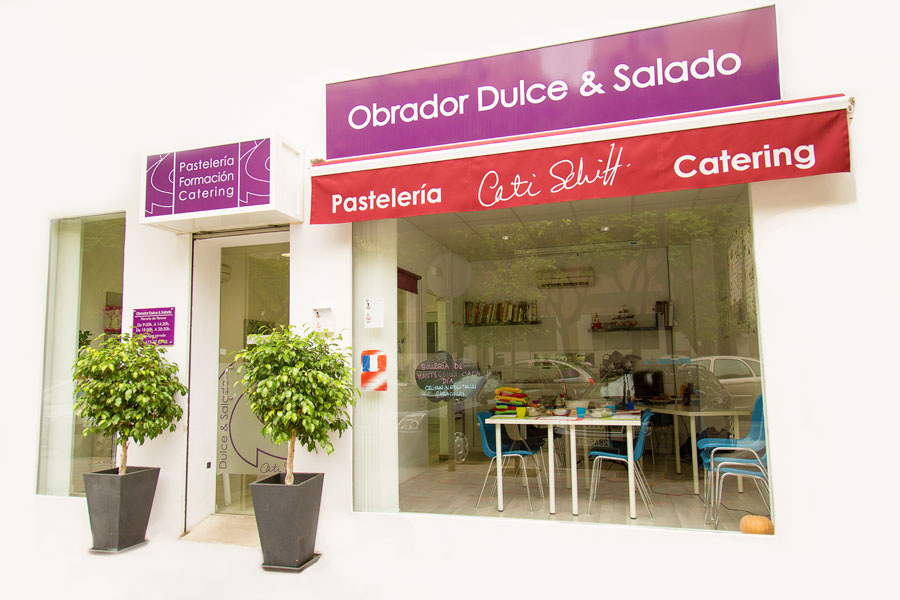 Obrador Dulce & Salado Catering Cati Schiff