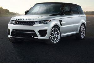 Apex Luxury Range Rover Hire Marbella