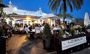 marbella's best restaurants