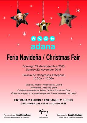 Adana Christmas Fair - 22 November 2015