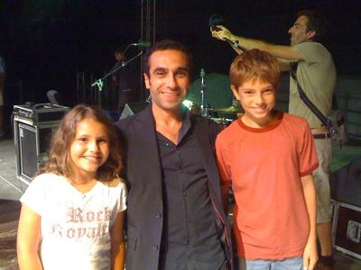Marbella Family with Cyril Benhamou (guitar)