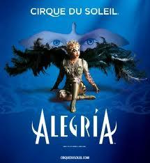 Alegria Cirque du Soleil in Malaga