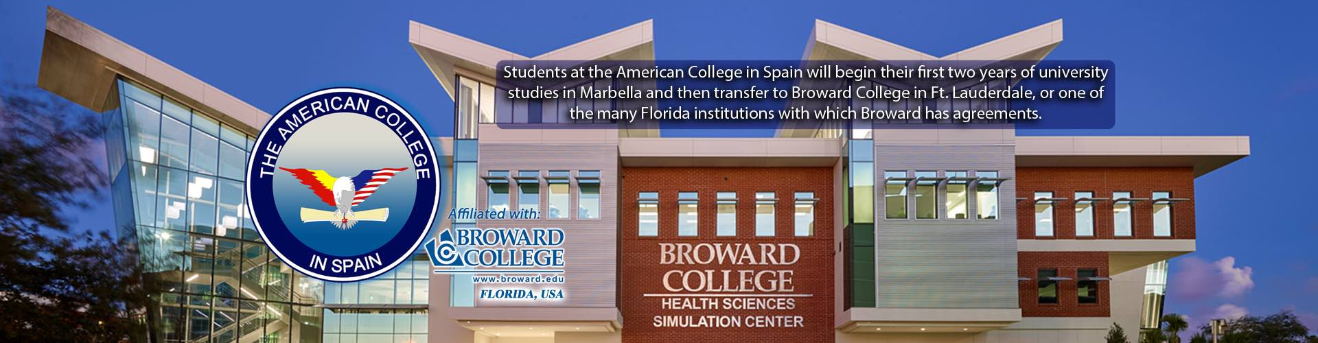 American College in Spain