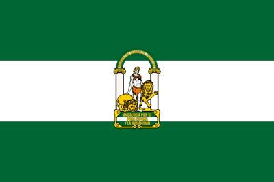 Andalusian flag