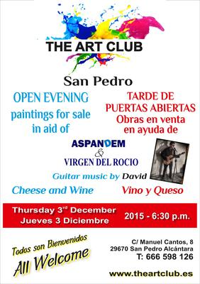 Art Club, San Pedro