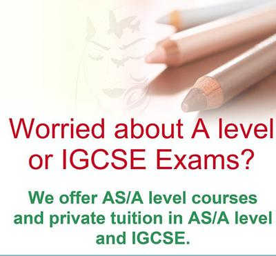 AS and A level Tuition | Marbella
