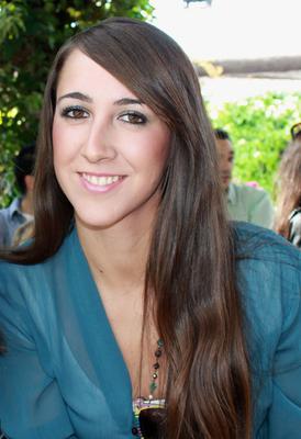 Silvia Granados in Marbella