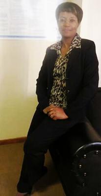 Antonia from Malaga