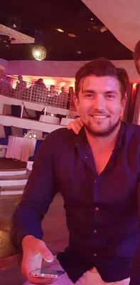 Charlie Haggar in Marbella