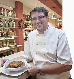 Irish Chef - Gareth Moore