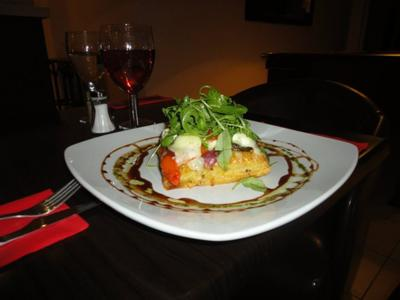 Cafe Soriano Lunch Menu
