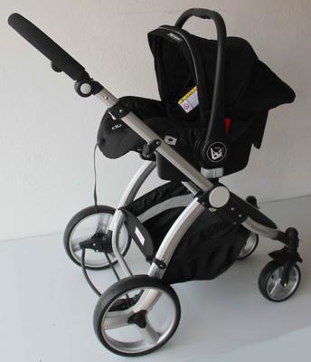 Baby Travel System NGE Stroller Pram And Car Seat 0