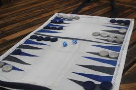 Backgammon in Marbella
