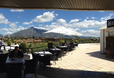 Bar Jean Marbella Terrace