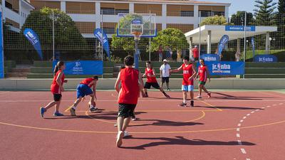 Basketball Camp in Marbella
