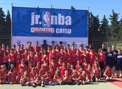 NBA Camp in Marbella