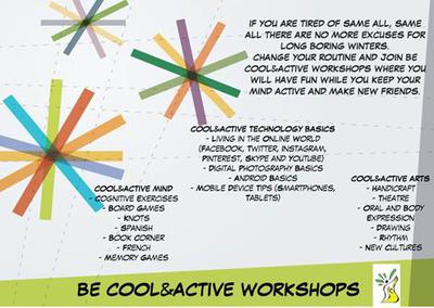 Be Cool & Active Adults