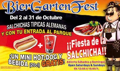 Bier Garten Fest at Tivoli World
