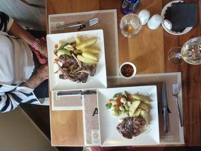 Bistrobar Ambrosia food