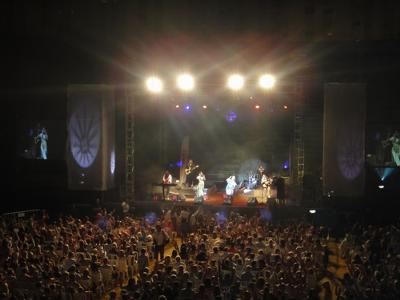 Abba concert by Bjorn Again