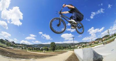 BMX Biking in Marbella