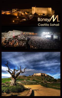 Boney M Marbella Concert 2010