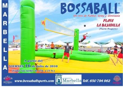 Bossaball Tournament Marbella