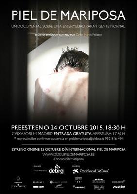 Piel de Mariposa Documentary