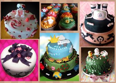 Custom Cupcakes Atlanta