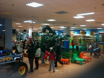 Camelot indoor playground
