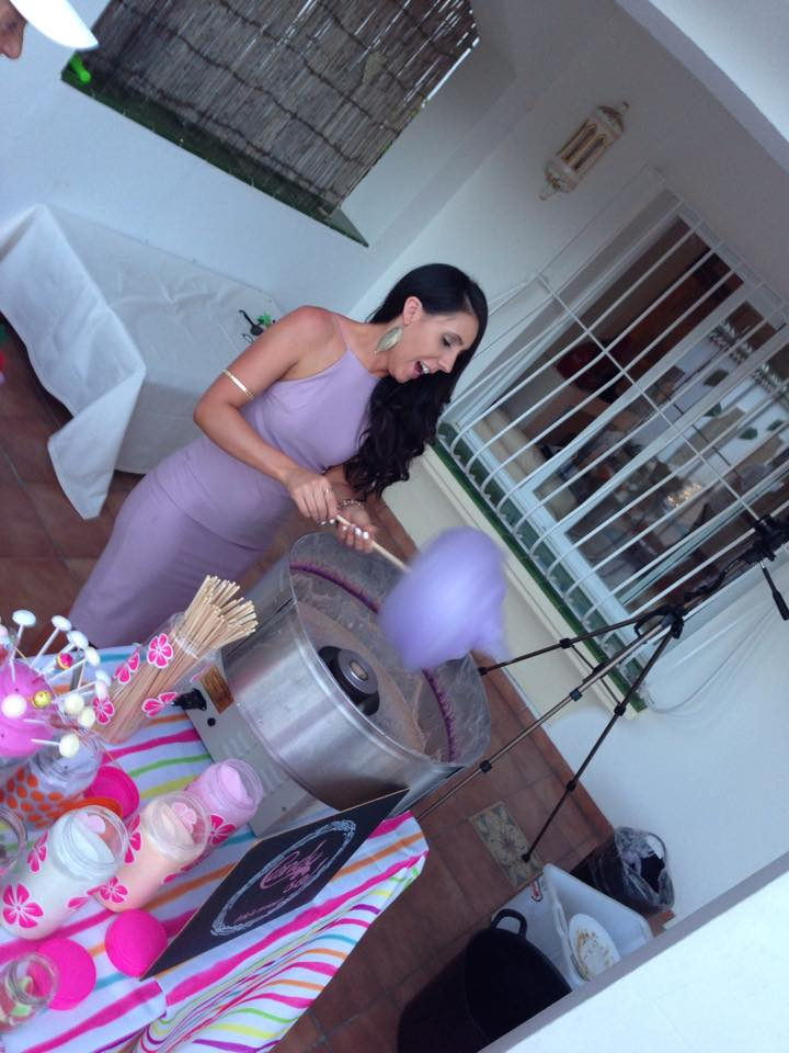 candy floss marbella