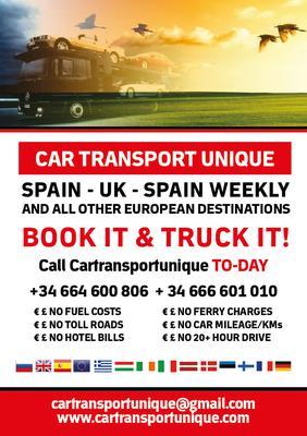 Car Transport Unique | Marbella