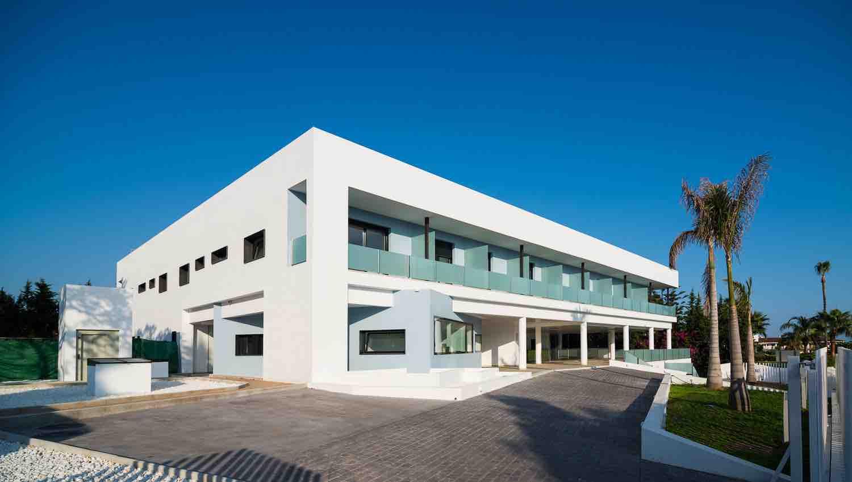 Hospitals in Marbella