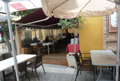 Fria's terrace