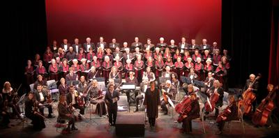 the Choir & Orchestra of Collegium Musicum