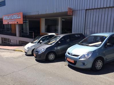 rent a car marbella