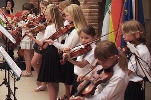 Childrens Choir in Marbella